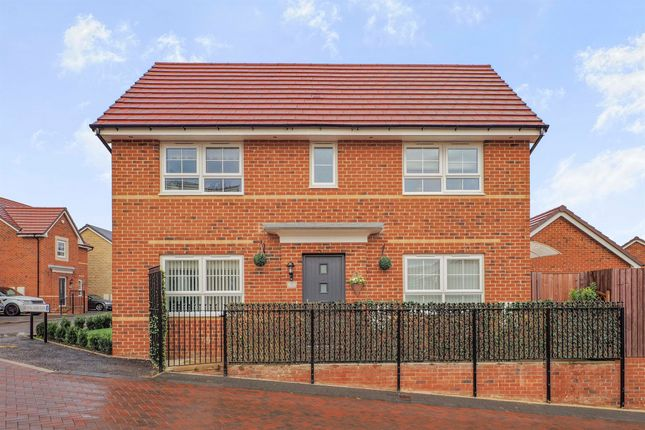 Thumbnail Detached house for sale in Ring Farm View, Cudworth, Barnsley