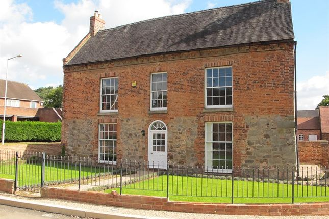 Thumbnail Detached house for sale in Main Street, Breedon-On-The-Hill, Derby