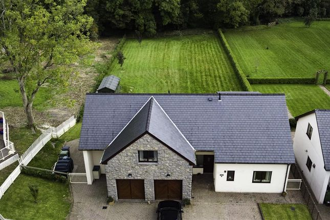 Thumbnail Detached house for sale in Dolgoed, 4 Cae'r Eurych, Llangristiolus