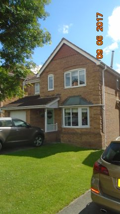 Thumbnail Detached house to rent in Cedar Close, Swinton, Rotherham