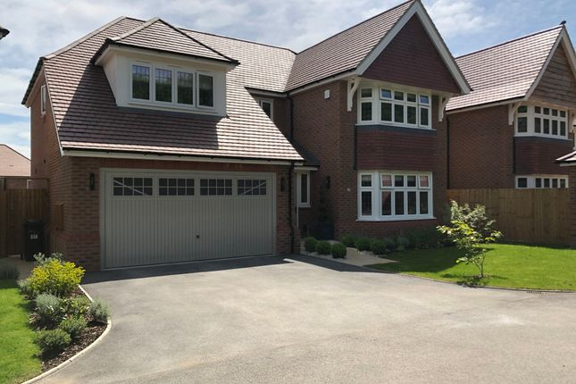 Thumbnail Detached house for sale in Himley Way, Amington, Tamworth