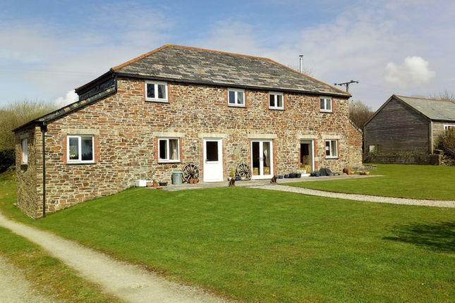 Thumbnail Barn conversion to rent in Lostwithiel
