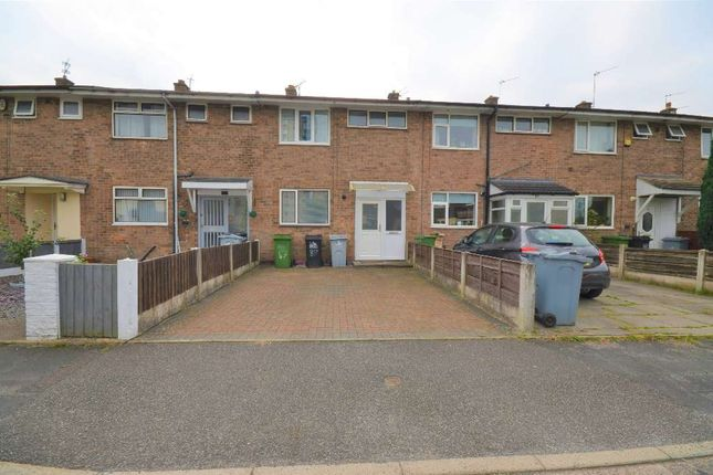 Thumbnail Terraced house to rent in Delamere Road, Handforth