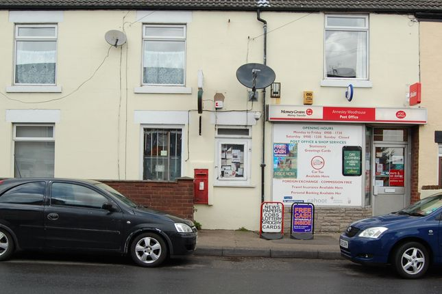 Thumbnail Retail premises for sale in 184-186 Forest Road, Nottinghamshire