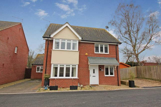 Thumbnail Detached house for sale in Diamond Way, Chilton, Didcot