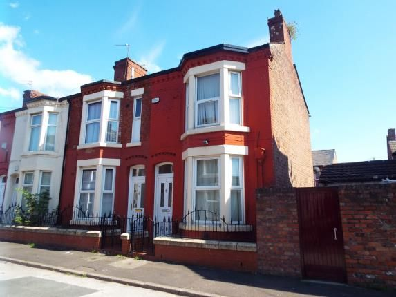 3 bed end terrace house for sale in Redgrave Street, Liverpool, Merseyside