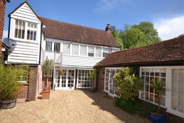 Thumbnail Detached house to rent in Knockhundred Row, Midhurst