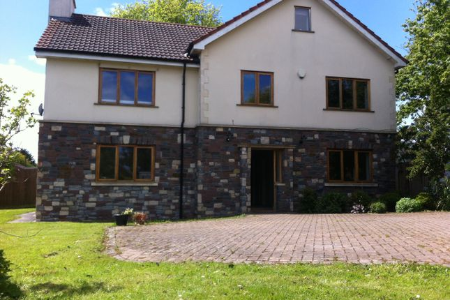 Thumbnail Detached house to rent in Ranchway, Portishead