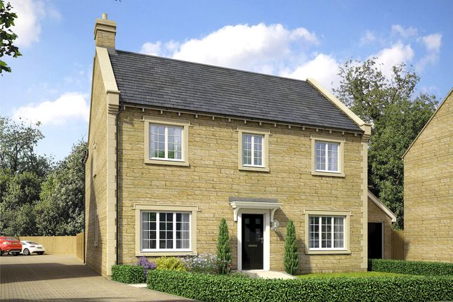 Thumbnail Detached house for sale in The Cherwell, Walterbush Road, Chipping Norton