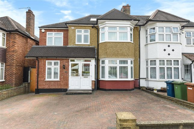 Thumbnail Semi-detached house for sale in Cambridge Road, Harrow, Middlesex