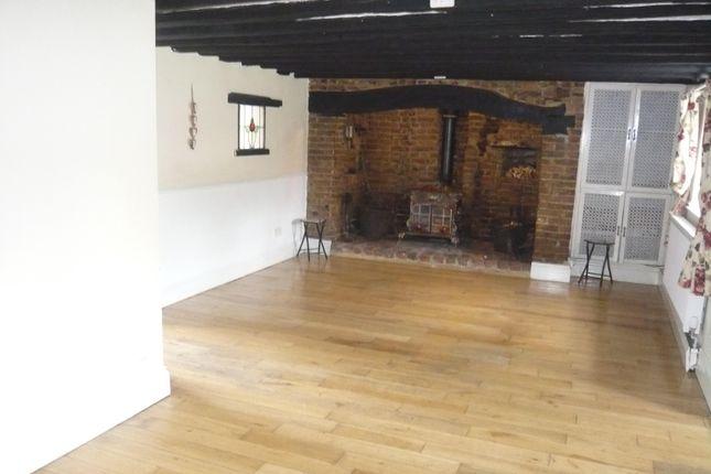 Living Room of Main Road, Three Holes, Wisbech PE14