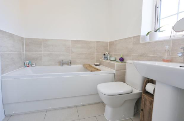 Bathroom of Horders View, Swanmore, Southampton SO32