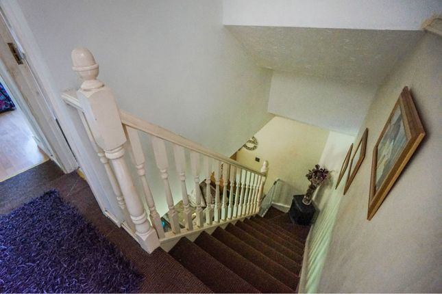 Staircase of Richborough Drive, Dudley DY1