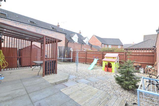 Rear Garden of Rosedale Close, Hardwicke, Gloucester GL2