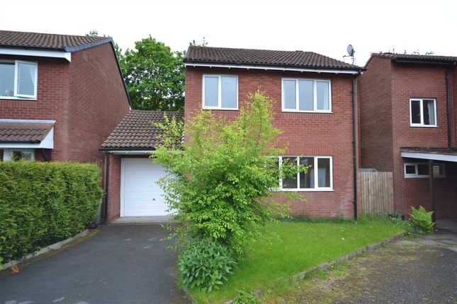 Thumbnail Detached house to rent in Wymundsley, Astley Village, Chorley