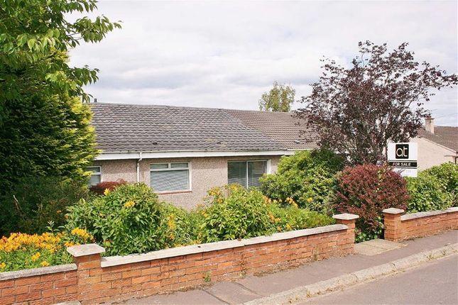 Thumbnail Semi-detached bungalow for sale in Sclandersburn Road, Denny, Stirlingshire