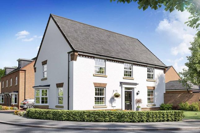"""4 bed detached house for sale in """"Cornell"""" at West Road, Sawbridgeworth CM21"""