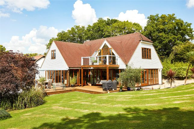 Detached house for sale in Uckfield Lane, Hever, Kent