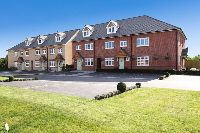 """Thumbnail End terrace house for sale in """"Amberley"""" at Chester Lane, Saighton, Chester"""