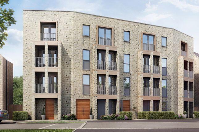 "Thumbnail Flat for sale in ""Benwick Apartments"" at Hauxton Road, Trumpington, Cambridge"
