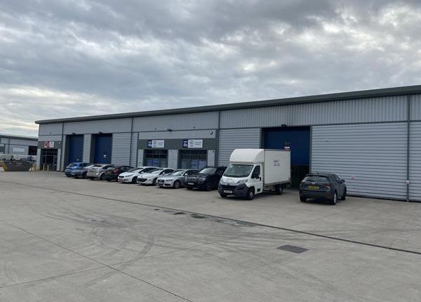 Thumbnail Light industrial to let in 4B & 4C Marrtree Business Park, Marrtree Business Park, Wheatley Hall Road, Doncaster