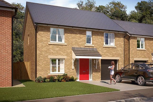 """Thumbnail Detached house for sale in """"The Rosebury"""" at High Gill Road, Nunthorpe, Middlesbrough"""