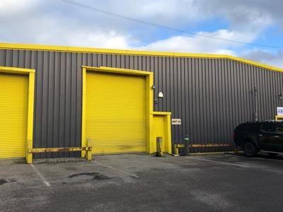 Thumbnail Light industrial to let in Unit 20 Withey Dyffryn Court, Duffyn Industrial Estate, Ystrad Mynach