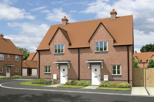 Thumbnail Terraced house for sale in Portway Mews, Portway, Wantage