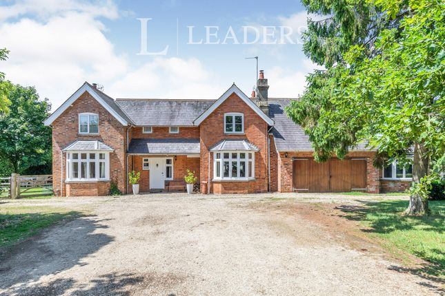 Thumbnail Detached house to rent in Dadford Road, Stowe, Buckingham