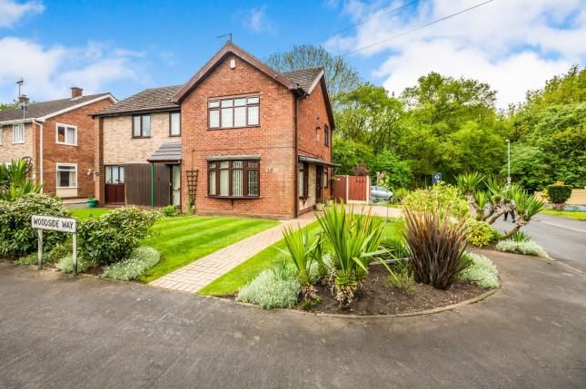 Thumbnail Semi-detached house for sale in Woodside Way, Willenhall, West Midlands