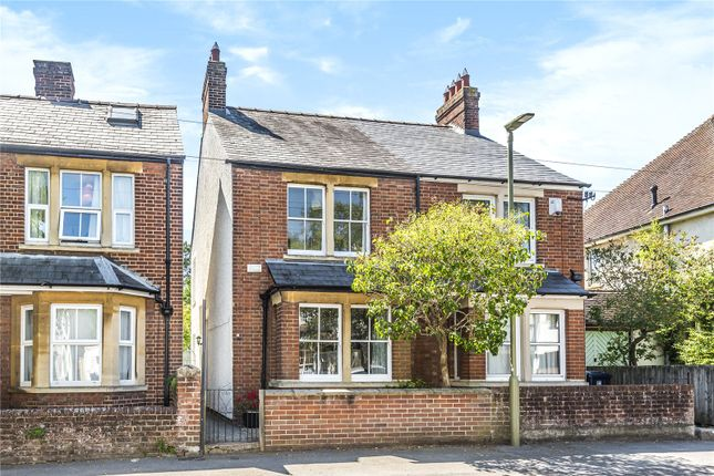Semi-detached house for sale in Stephen Road, Headington, Oxford