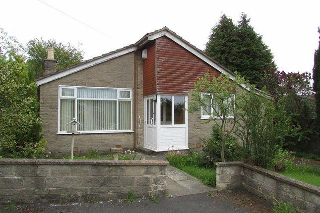 Thumbnail Detached bungalow for sale in St Annes Close, Chapel-En-Le-Frith, High Peak