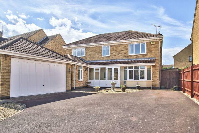 Derwent Close, Stukeley Meadows, Huntingdon, Cambridgeshire PE29