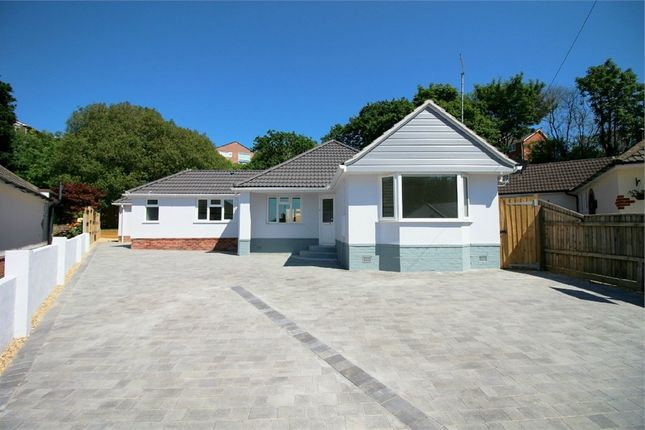 Thumbnail Semi-detached bungalow for sale in Hamble Road, Oakdale, Poole, Dorset