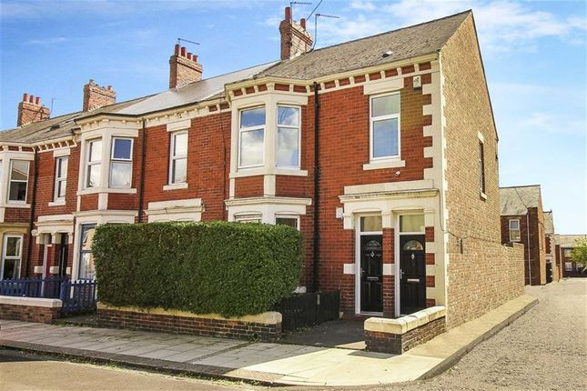 Thumbnail Terraced house for sale in Biddlestone Road, Heaton, Tyne And Wear