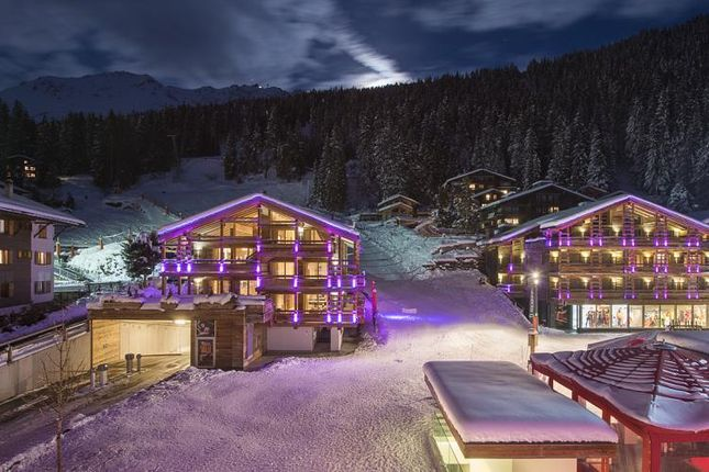 Thumbnail Apartment for sale in Agate Penthouse, Verbier, Valais, Switzerland