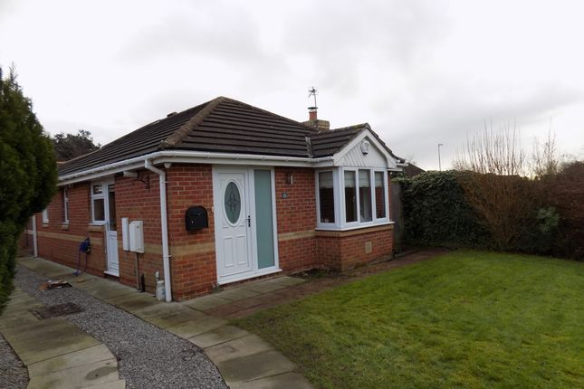 3 bed detached bungalow to rent in 12 Quantock Close, Darlington