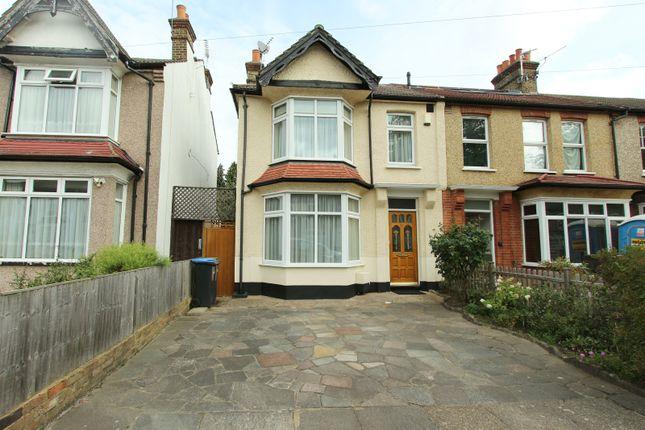 Thumbnail End terrace house for sale in Edenbridge Road, Enfield