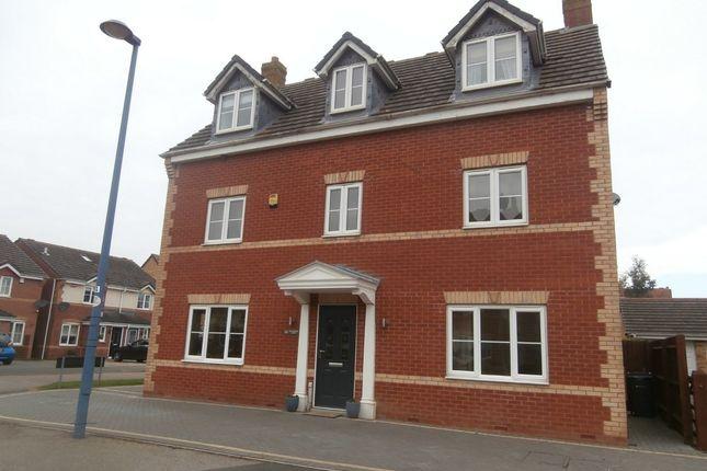Thumbnail Detached house for sale in Scarecrow Lane, Four Oaks, Sutton Coldfield
