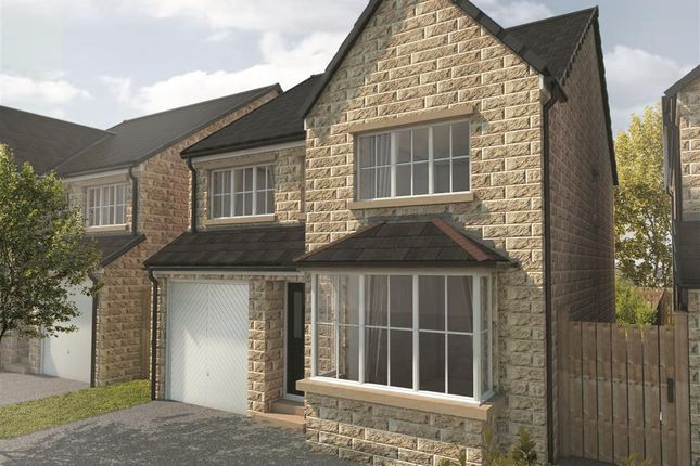 Thumbnail Detached house for sale in Thackley Grange, Bradford