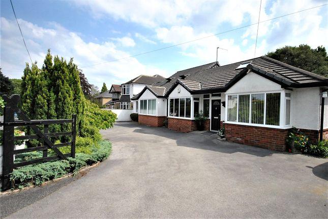 Thumbnail Detached bungalow for sale in Farrar Lane, Adel, Leeds