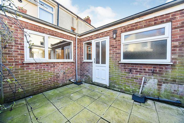 Rear Courtyard of Wilton Avenue, Holland Street, Hull, East Yorkshire HU9