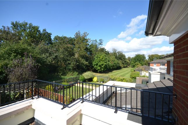 Balcony of Wayland Close, Bradfield, Reading, Berkshire RG7