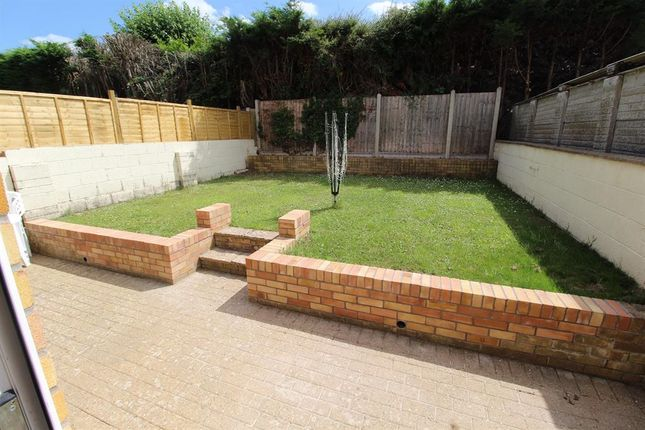 Garden of Charnwood Road, Whitchurch, Bristol BS14