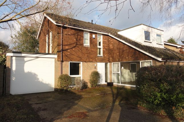 Thumbnail Detached house to rent in Onslow Crescent, Chislehurst