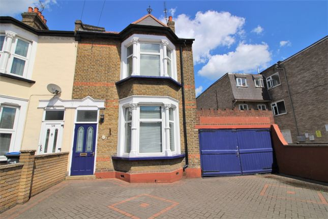 Thumbnail End terrace house for sale in Nags Head Road, Enfield