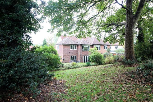 Thumbnail Semi-detached house for sale in Farm Road, Frimley