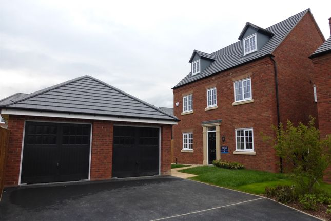 Thumbnail Detached house for sale in Greenlakes Rise, Houghton Conquest, Bedford