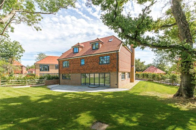Thumbnail Detached house for sale in Janes Lane, Burgess Hill, West Sussex