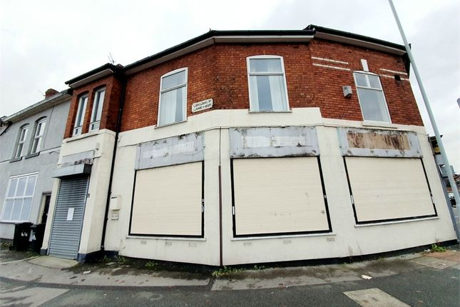 Thumbnail Commercial property to let in 43-45 Longshut Lane West, Stockport, Cheshire